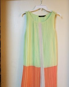 Ark & Co Pleated Summer Dress